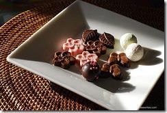 Шоколад до Дня святого Валентина