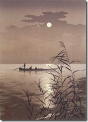 Shodo Koho Moonlit Sea