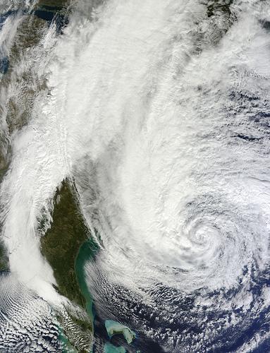 Ураган Сенді
