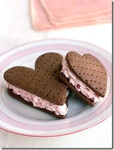 День святого Валентина - печиво-сердечки